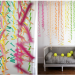 Party * Streamers