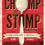 Chomp and Stomp Chili Cook Off!