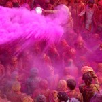 HOLI FESTIVAL + FILIPPO MINELLI