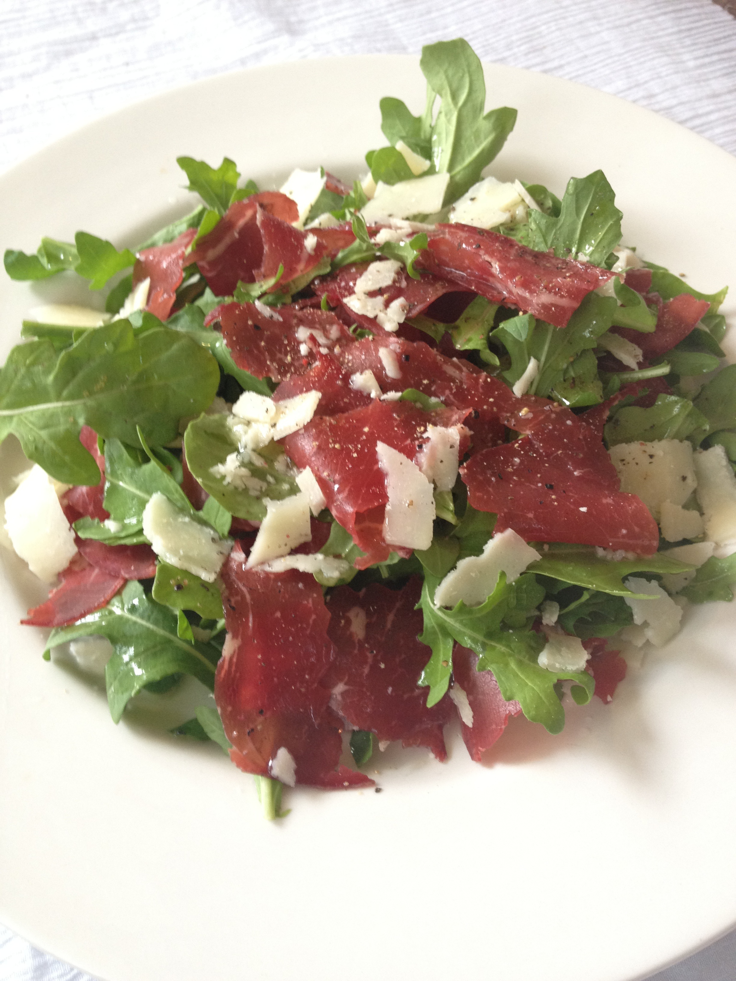 BRESAOLA a sensible habit
