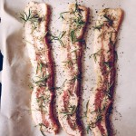 IN THE KITCHEN * ROSEMARY BACON