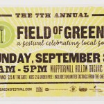 FIELD OF GREENS FESTIVAL